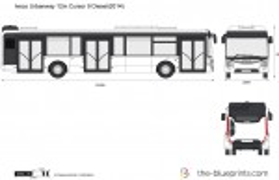 Iveco Urbanway 12m Cursor 9 Diesel