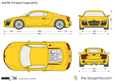 Audi R8 V10 (plus) Coupe