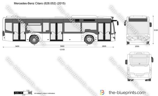 Mercedes-Benz Citaro (628.052)