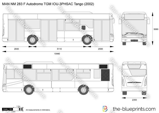 MAN NM 283 F Autodromo TGM IOU-3PHSAC Tango