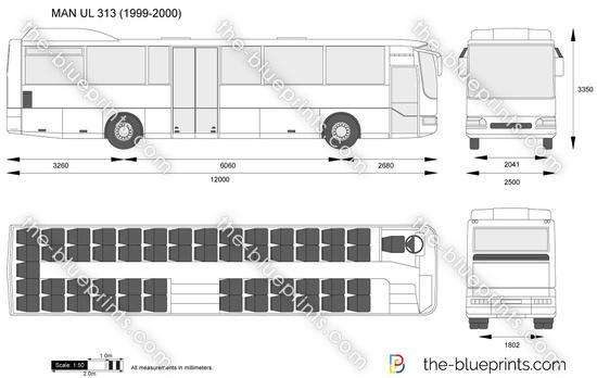 MAN UL 313 (1999-2000)