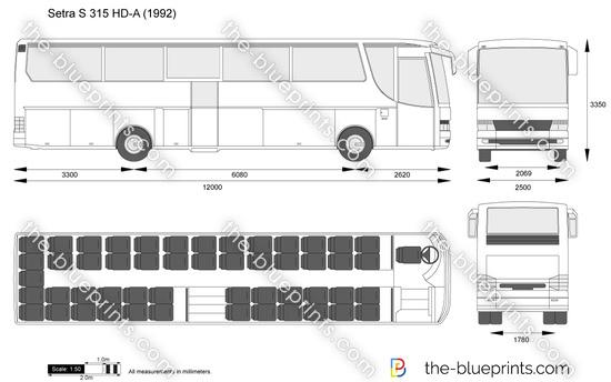 Setra S 315 HD-A