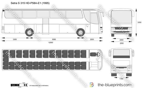 Setra S 315 HD-P58A-E1