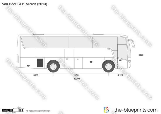 Van Hool TX11 Alicron