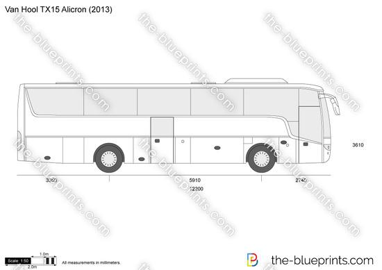 Van Hool TX15 Alicron