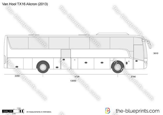 Van Hool TX16 Alicron