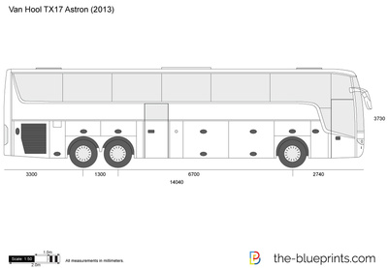 Van Hool TX17 Astron