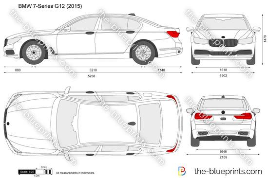 BMW 7-Series G12
