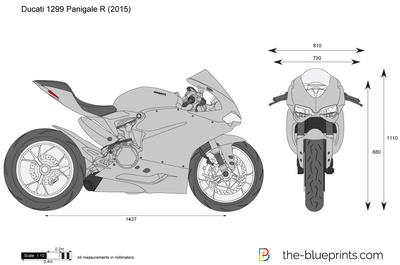 Ducati 1299 Panigale R (2015)