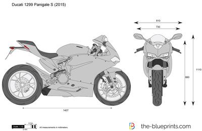 Ducati 1299 Panigale S (2015)