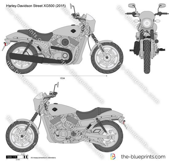 Harley-Davidson Street XG500