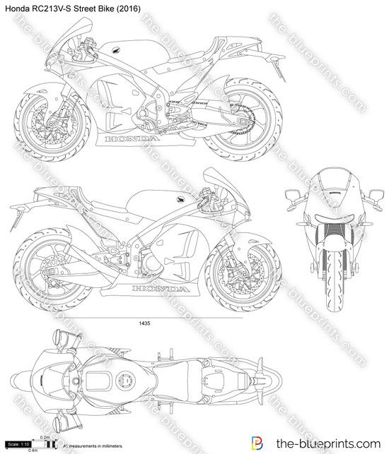 Honda RC213V-S Street Bike
