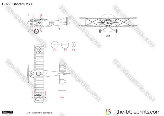 B.A.T. Bantam Mk.I