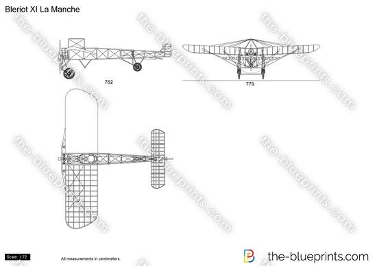 Bleriot XI La Manche