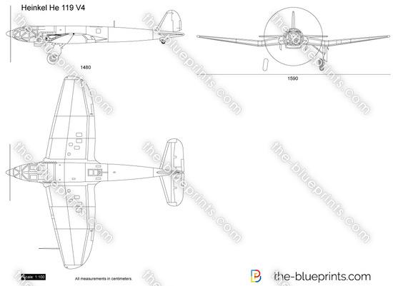 Heinkel He 119 V4