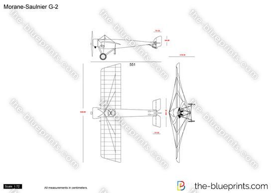 Morane-Saulnier G-2