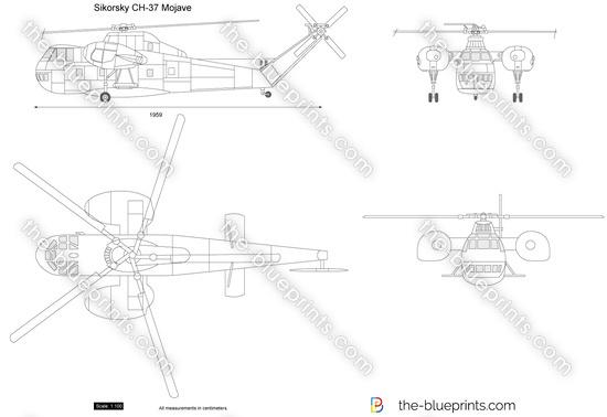 Sikorsky CH-37 Mojave