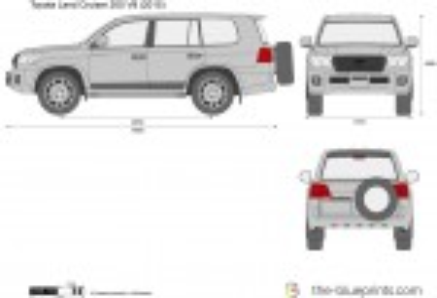 Toyota Land Cruiser …