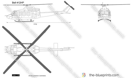 Bell 412HP