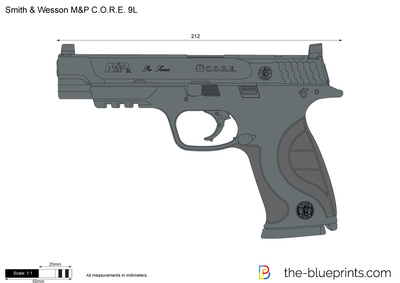 Smith & Wesson M&P C.O.R.E. 9L