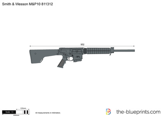 Smith & Wesson M&P10 811312