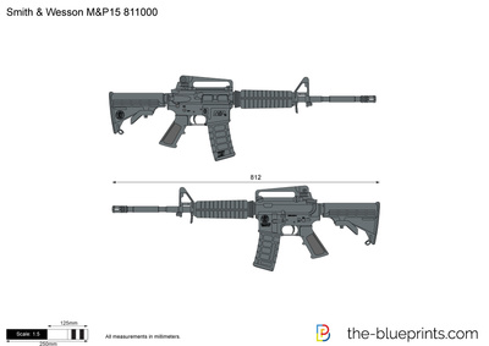 Smith & Wesson M&P15 811000