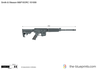 Smith & Wesson M&P15ORC 151009