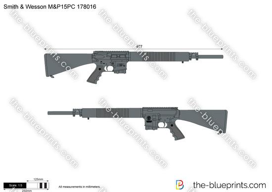 Smith & Wesson M&P15PC 178016