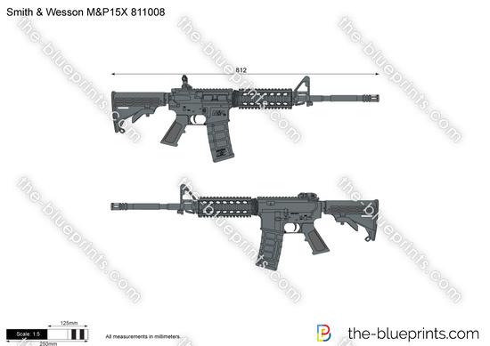 Smith & Wesson M&P15X 811008