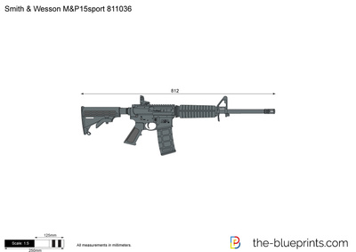 Smith & Wesson M&P15sport 811036