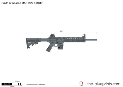 Smith & Wesson M&P1522 811047