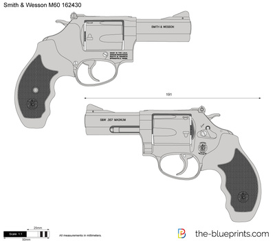 Smith & Wesson M60 162430
