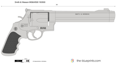 Smith & Wesson MS&W500 163500
