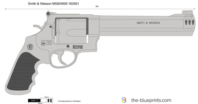 Smith & Wesson MS&W500 163501