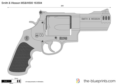 Smith & Wesson MS&W500 163504