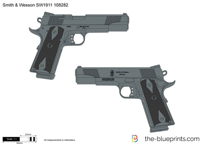 Smith & Wesson SW1911 108282