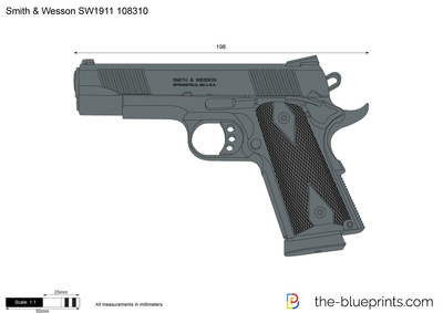 Smith & Wesson SW1911 108310