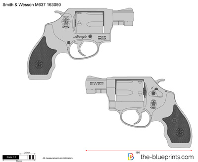 Smith & Wesson M637 163050