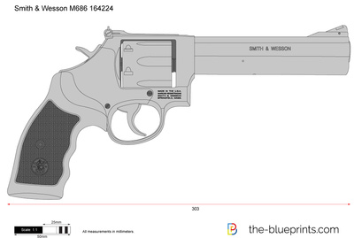 Smith & Wesson M686 164224