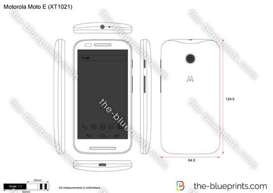 Motorola Moto E (XT1021)