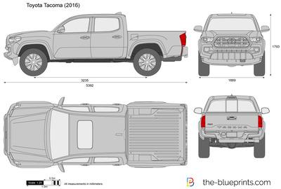 Toyota Tacoma Double Cab