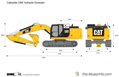 Caterpillar 330F Hydraulic Excavator