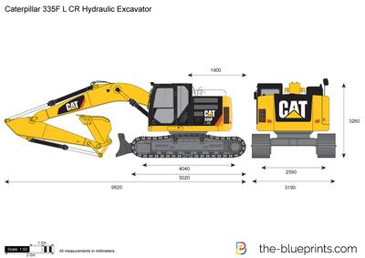 Caterpillar 335F L CR Hydraulic Excavator