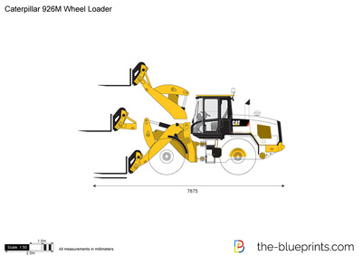 Caterpillar 926M Wheel Loader