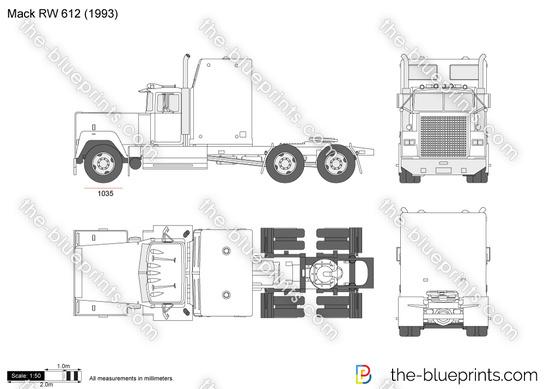 Mack RW 612
