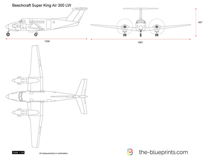 Beechcraft Super King Air 300 LW