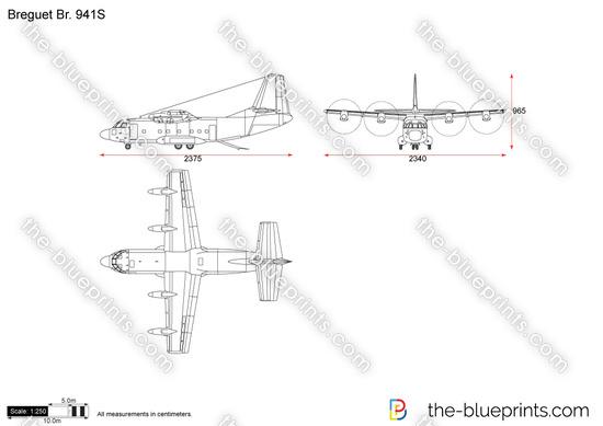 Breguet Br. 941S