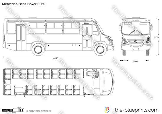 Mercedes-Benz Boxer FL60