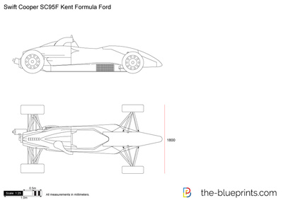 Swift Cooper SC95F Kent Formula Ford