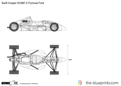 Swift Cooper SC99F-Z Formula Ford